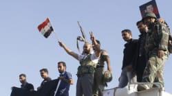 Bavure de coalition internationale, des dizaines de soldats syriens