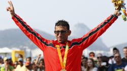 Le Marocain El Amin Chentouf offre au Maroc sa 3e médaille