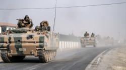 L'armée syrienne déclare la