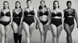 새로운 이상적 '여성 신체'는 굴곡진 몸도, 마른 몸도