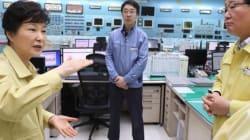 [화보] 박 대통령, 지진 8일 만에 경주