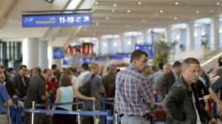 Les voyageurs algériens résidents autorisés à transporter jusqu'à 10.000