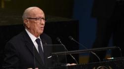 Ce qu'a dit Béji Caïd Essebsi devant les dirigeants du monde à