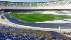 Football: Le stade du 5-juillet fermé pour 6