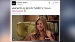 Jennifer Aniston n'est pas l'ex de Brad Pitt, mais une actrice (et toutes les réactions le