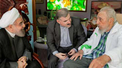 Castro récidive et met son survêtement de l'équipe de l'Algérie pour rencontrer