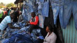 이 아프리카 국가들은 더 이상 당신이 입던 옷을 원하지