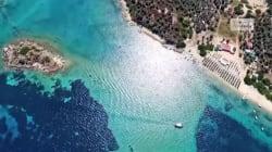 Η «Γαλάζια Λίμνη» της