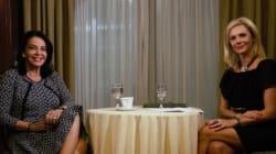 Η Κατερίνα Παναγοπούλου μιλάει στη HuffPost