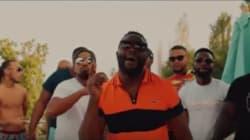 Le clip de Gradur à Marrakech avec Franck Ribéry et Serge Aurier