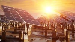 Sonatrach et ENI réaliseront une centrale photovoltaïque à