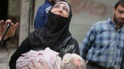 Ο θρήνος «σκεπάζει» το Χαλέπι. Κόλαση επί γης η πόλη με τους πιο σκληρούς βομβαρδισμούς μετά την