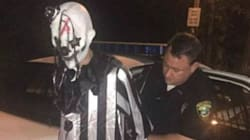 Συνελήφθη στο Κεντάκι ένας εκ των κλόουν που σκορπούσαν τον πανικό στις