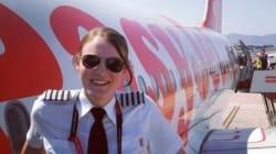 Μια Αγγλίδα, έγινε στα 26 της χρόνια η νεότερη κυβερνήτης εμπορικών αεροπορικών πτήσεων στον