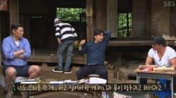 추성훈과 안정환, 서장훈이 '꽃놀이패'서 스포츠인끼리의 공감을
