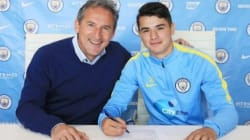 Un jeune prodige d'origine marocaine signe avec Manchester