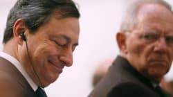Σόιμπλε εναντίον Ντράγκι ξανά για τη «χαλαρή» νομισματική πολιτική της