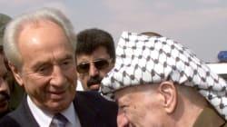 Décès de l'ancien président israélien Shimon