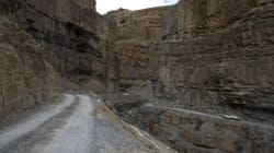 Καταπληκτικές φωτογραφίες ενός από τους πλέον επικίνδυνους δρόμους των