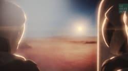 Ce superbe clip de SpaceX montre à quoi ressembleront les voyages sur