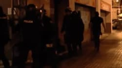 Arrestation de quatre Espagnols et d'un Marocain membres d'une cellule de