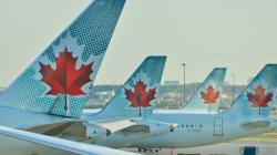 Air Canada assurera des vols directs Montréal-Alger à partir de
