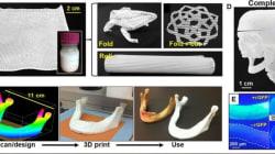 Εκτυπωμένα συνθετικά υπερ-ελαστικά οστά κατά παραγγελία αποκαθιστούν τα κατάγματα γρήγορα και