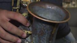 Ces instruments ont été fabriqués à partir de