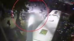 최초로 공개된 '故 백남기 씨 물대포 맞는 장면' CCTV 영상이 말하는
