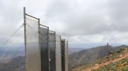 Dans le sud du Maroc, Dar Si Hmad transforme le brouillard de l'air en eau
