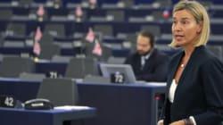 Le chef de la diplomatie européenne propose de doubler l'aide financière à la