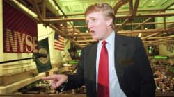 Donald Trump n'a pas payé d'impôts pendant près de 20 ans, révèle le New York