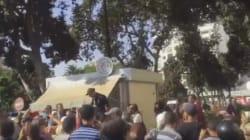 Le quartier du nourrisson enlevé à Casablanca fête son