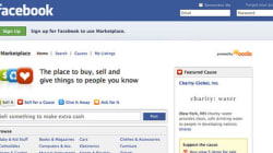 Facebook lance une plateforme d'achat et de vente entre ses