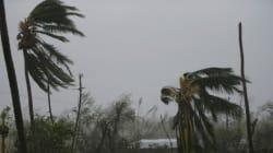 L'ouragan Matthew frappe Cuba et se dirige vers les