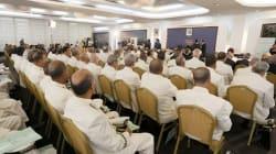 Le président Bouteflika remanie le corps des
