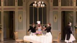 Ο «Βαφτιστικός» επιστρέφει στο Θέατρο Ολύμπια για επτά μόνο