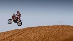 Des participants du Rallye du Maroc bloqués par des militaires