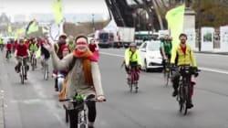 COP22: Ils vont rouler de Valence à Marrakech en vélo pour