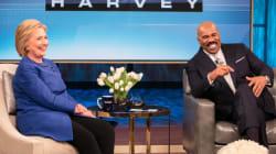 힐러리 클린턴의 토크쇼 인터뷰는 '짜고 치는