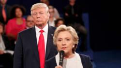 Ανηλεής επίθεση Τραμπ σε Χίλαρι με αναφορές στις σχέσεις του Κλίντον με τις γυναίκες και απειλές πως θα την στείλει