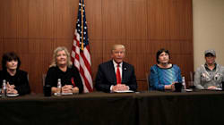 Ποιες είναι οι τέσσερις γυναίκες στο πλευρό του Τραμπ που λένε ότι ο Μπιλ Κλίντον τις βίασε ή τους επιτέθηκε