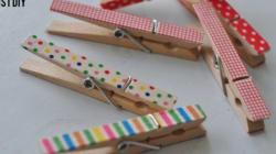 Washi Tape: 2 τρόποι να μας φτιάξει το