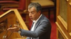 Σταύρος Θεοδωράκης: Η διαπλοκή σας έκανε