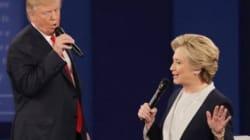 미국 대선 2차 토론이 끝난 뒤, 전 세계인들이 비슷한 패러디를