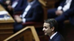 Μητσοτάκης: Δεν μάθαμε τίποτα καινούργιο από τον πρωθυπουργό και δεν πήρα απαντήσεις σε αυτά που