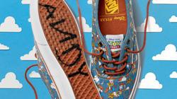 Η νέα σειρά παπουτσιών και ρούχων της Vans μας πηγαίνει «στο άπειρο κι ακόμα