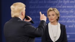 Η δημόσια «παράσταση» των Κλίντον και Τραμπ και ο ξεπεσμός του δημόσιου