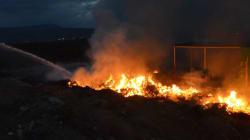 Φωτιά στο Καβούσι
