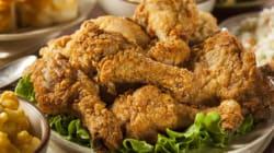 날씨가 화창한 날마다 당신은 치킨이 먹고